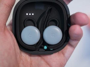 Magic with the Pixel buds