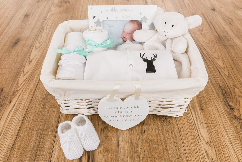 Little Star Baby Hamper In Cream Twinkle Twinkle Gifts Keepsakes Baby Products