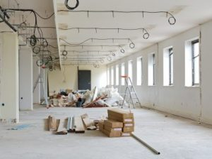 commercial renovation contractor Singapore