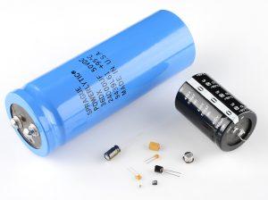 capacitors Singapore
